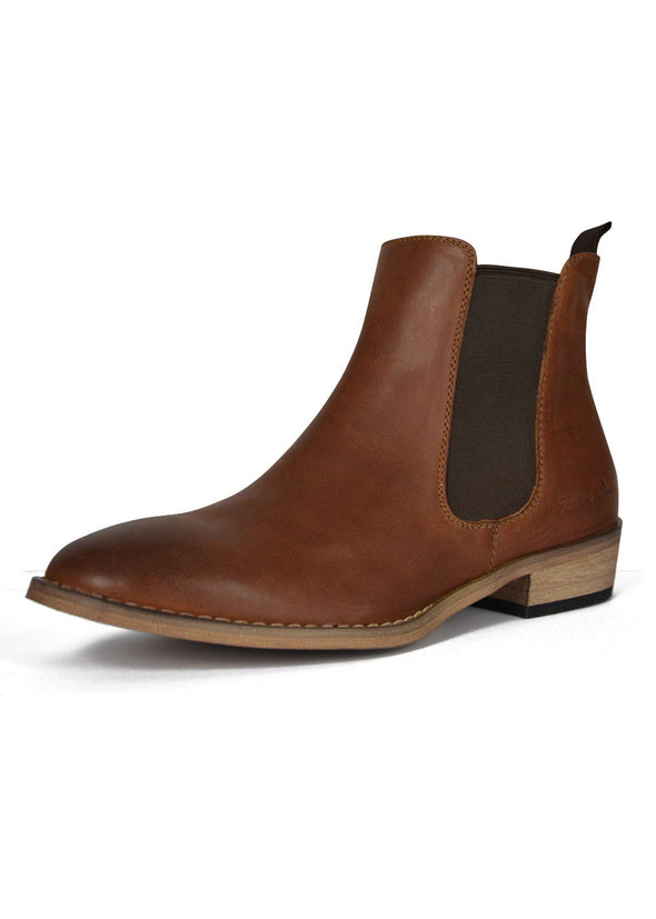 Chelsea Boot - Leather Hide