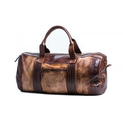 Maverick Vintage Leather Duffle Bag