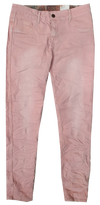 Womens Reversible Jeans - Pink & Roses
