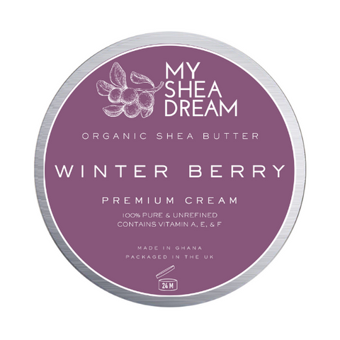 Winterberry Shea Body Butter (Limited Edition)