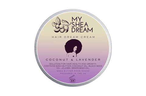 Coconut & Lavender Hair Dream Cream