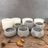 Concrete Flower Plants Pot Molds