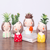 Plant Lady Planter Pots