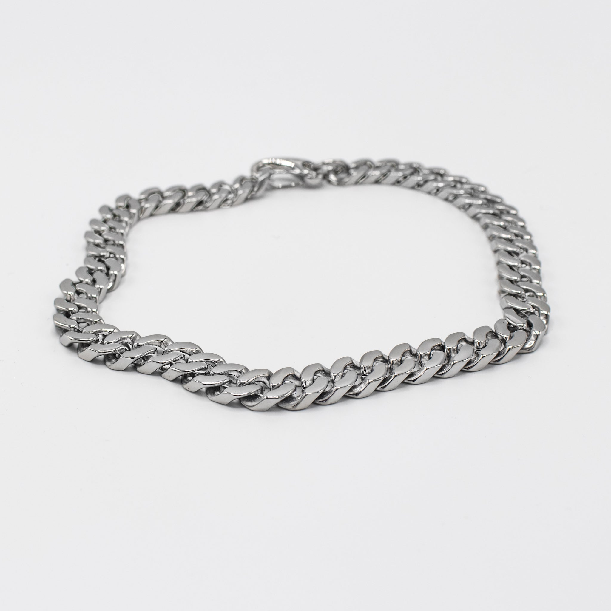 flat cuban chain (12mm)