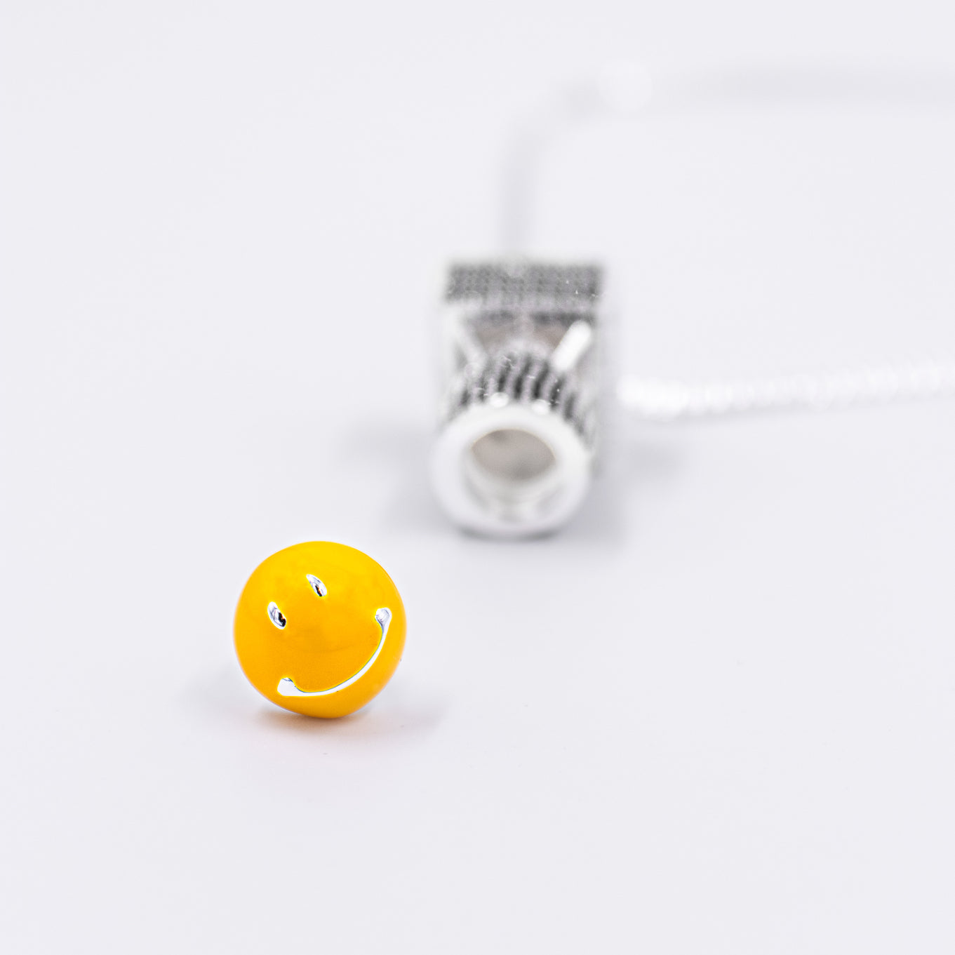 Happy Nuclear Necklace