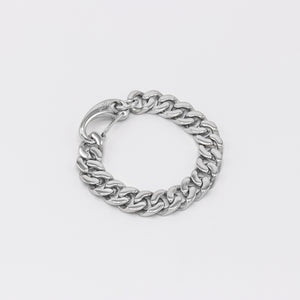 flat cuban bracelet (12mm)