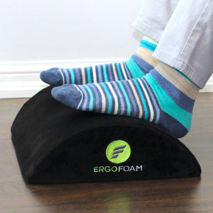 Adjustable Foot Rest (Velvet)