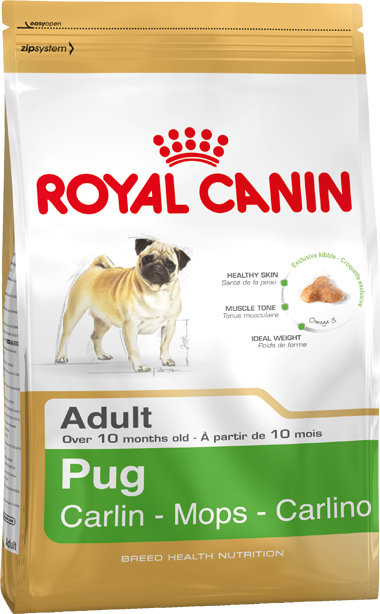Royal Canin-3kg-Adult-Pug.