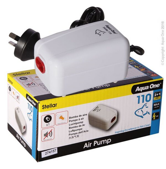 Aqua One Stella Air Pump 110