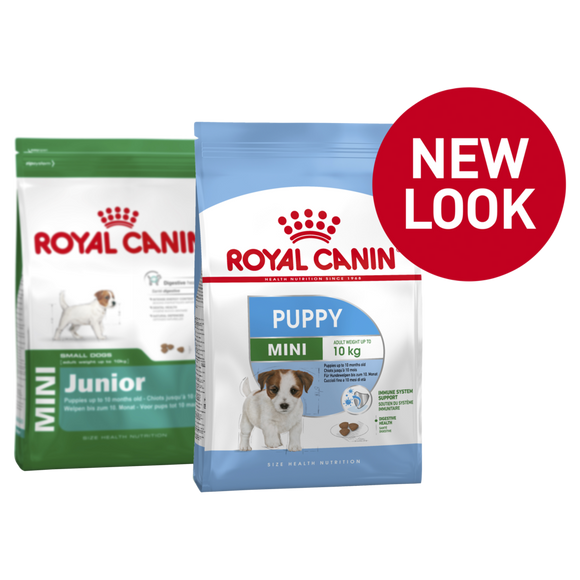 Royal Canin-2kg-Mini-Junior-Small Dogs.