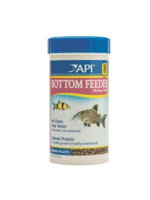 API Bottom Feeder Shrimp Pellets 224g.