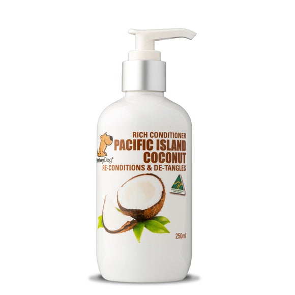 SmileyDog-Rich Conditioner Pacific Island Coconut 250ml.