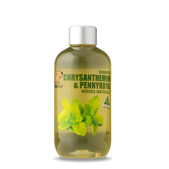 SmileyDog- Chrysanthemum & Pennyroyal Shampoo 250ml.