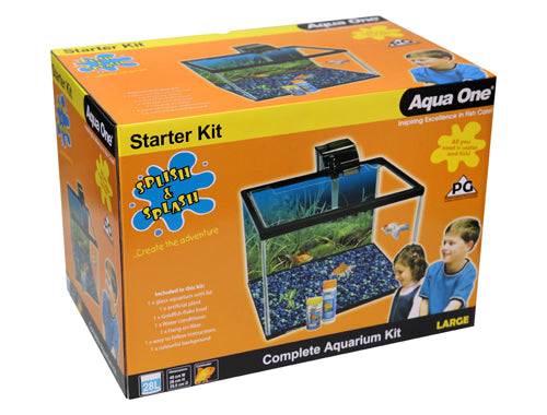 Aqua One 28L starter kit splish n splash