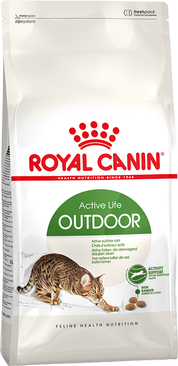 Royal Canin-Active Life-Outdoor 2kg.