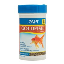 API Goldfish Pellets 113g.