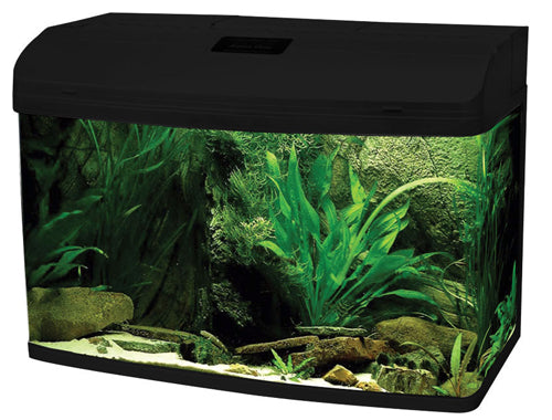 Aqua One 850 Aquarium & Stand 165LT.Black.