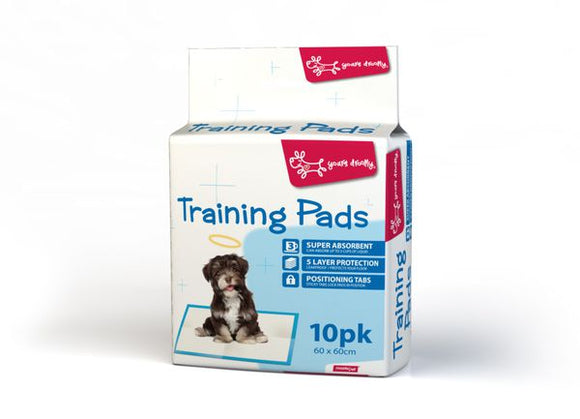 Y/D Training Pads 10PK.