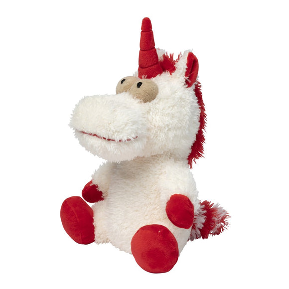 FuzzYard Christmas Electra Unicorn Dog Toy small.