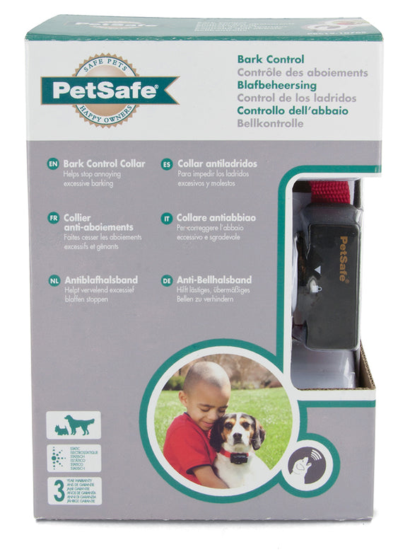 PetSafe Bark Control Collar.