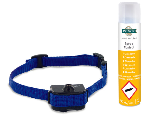 PetSafe Little Dog Spray Bark Control.