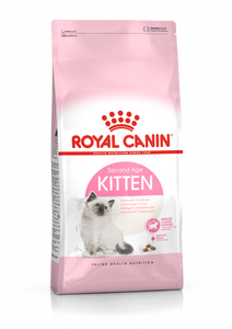 Royal Canin-Second Age-Kitten 4kg.