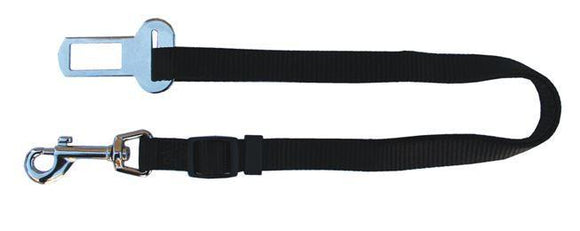 Car Restraint Strap W/Snap 25mm.