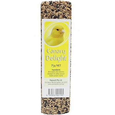 Passwell Canary Delight 75g.
