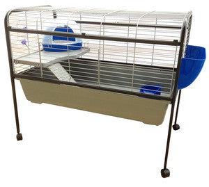 "40"" small animal cage kit w/stand"