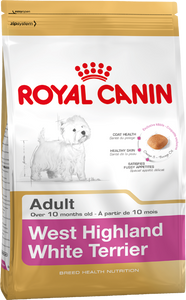 Royal Canin-3kg-Adult-West Highland White Terrier.