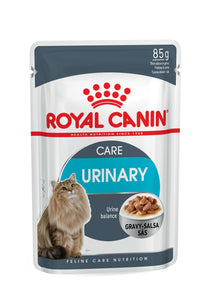 Royal Canin-Urinary-Gravy-12 x 85g Pouches.