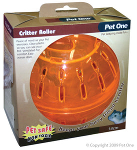 Pet One Critter Roller 14cm.
