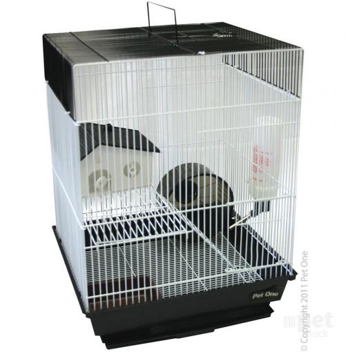 Pet One 2 Level Mouse Cage.