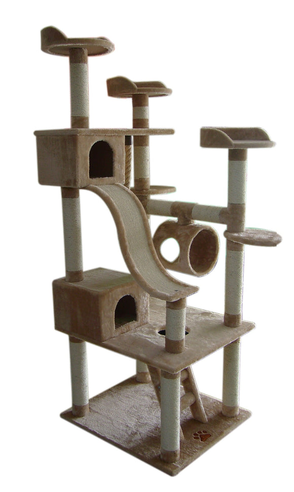 Bono Fido- Chateau- Cat Scratcher.