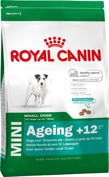 Royal Canin-1.5kg-Mini-Ageing 12+-Small Dogs.