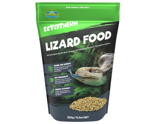 Vetafarm-Lizard food-350g.