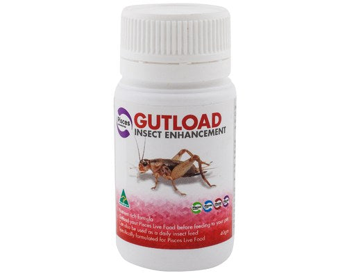 Gutload insect enhancement 40gm.