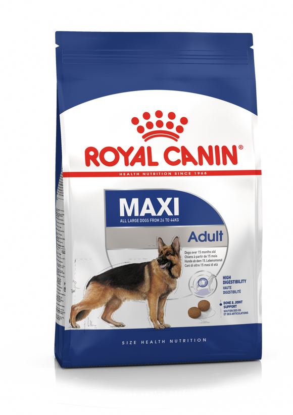 Royal Canin Maxi Adult 4kg.