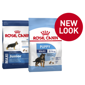 Royal Canin Maxi Puppy 4kg.
