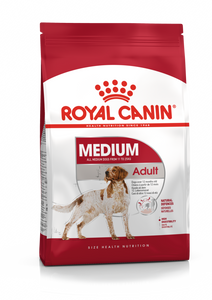 Royal Canin Medium Adult 4kg.