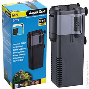Aqua One Mini 302F Internal Filter.