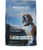 Phoenix Turkey Duck & Chicken 3kg.