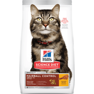 Hills Adult Hairball Control 7+,4kg