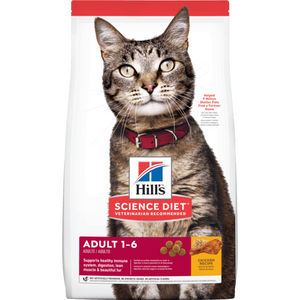 Hills Feline Adult Optimal Care Original 6kg