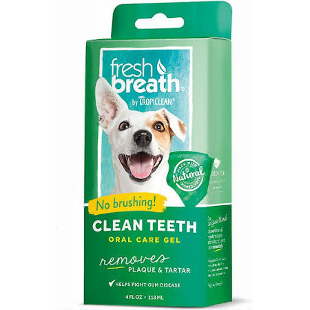 Tropiclean Fresh Breath 118ml.