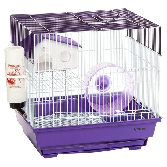 Pet One 1 Level Mouse Cage.