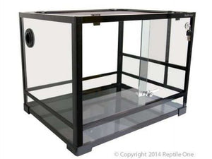 RTF 600HT Terrarium glass black