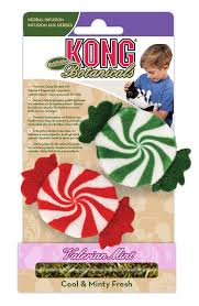 Kong Botanicals Refillable Peppermints 2 pk.