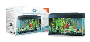 Blue Planet 50lt Glass Tank.