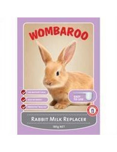 Wombaroo Rabbit Milk Replacer 180g.